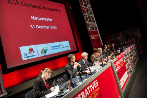 ICA General Assembly in Manchester