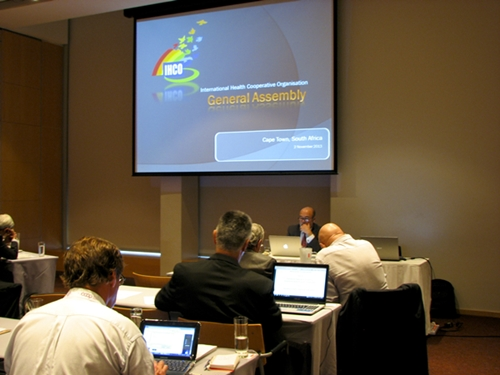 IHCO General Assembly held in Cape Town