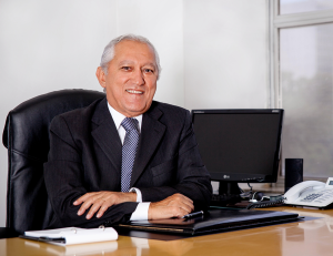 Mohamad Akl, CEO of Central Nacional Unimed