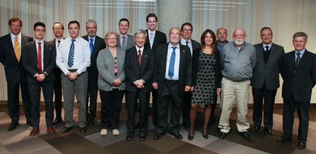 IHCO Board meeting in Quebec City