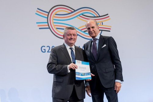 Health cooperatives included into B20 recommendations to the G20