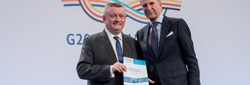 Health cooperatives included into B20 recommendations to theG20
