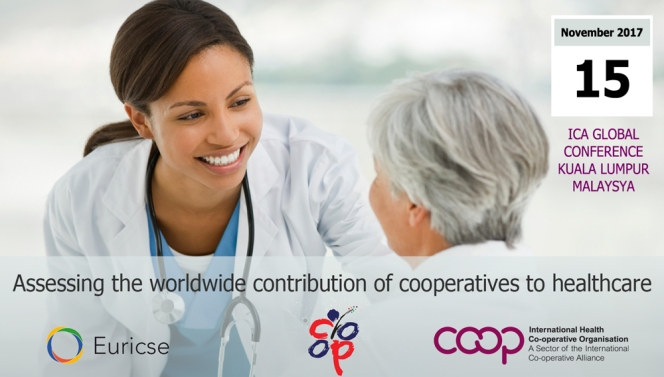 International roundtable discussion on the contribution of cooperatives to healthcare