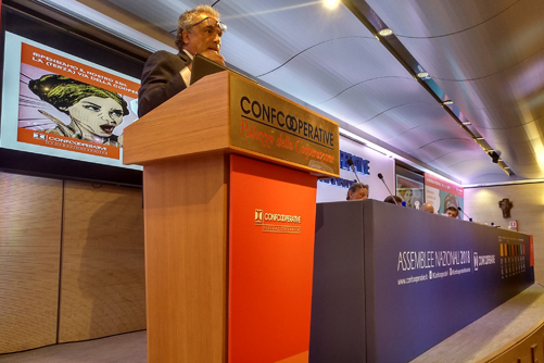 Giuseppe Milanese appointed chairman of the Italian Confederation of HealthCooperatives
