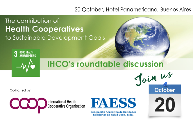 IHCO's roundtable discussion
