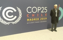 IHCO joins the global health community in COP25