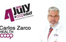 Message from the President for the International Day of Cooperatives2020